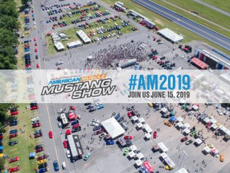 American Muscle Mustang Show - AM2019