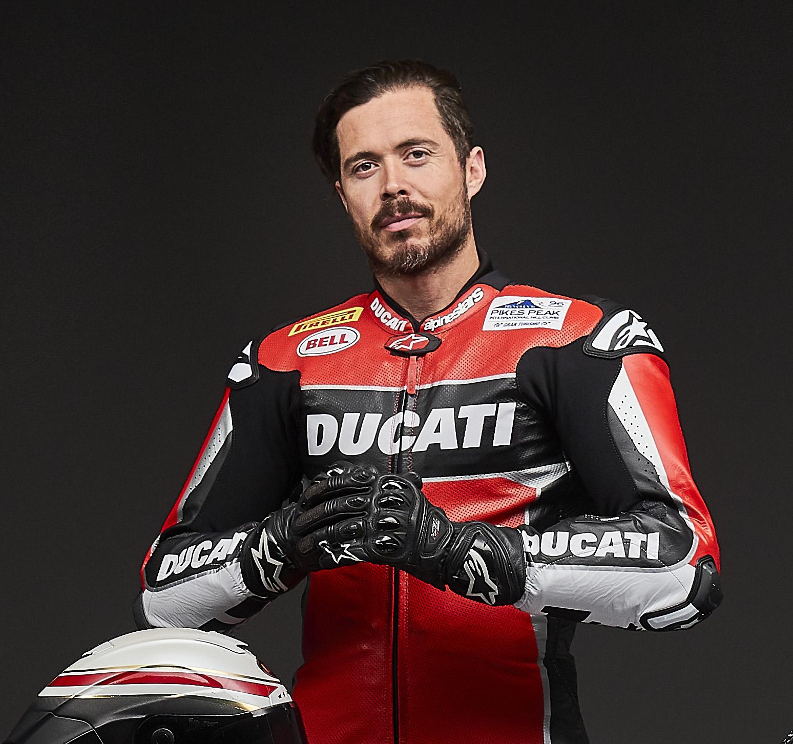 Ducati Pikes Peak Racers