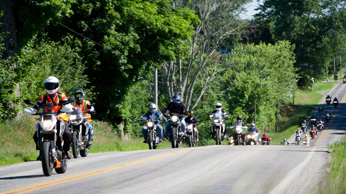 2018 Ashland Dinner Ride (Credit- Jeff Guciardo_AMA)