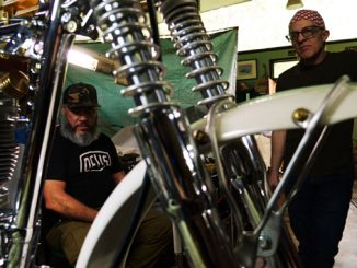 Denton Moto Born Free 11 Bike Build - Tucker Films