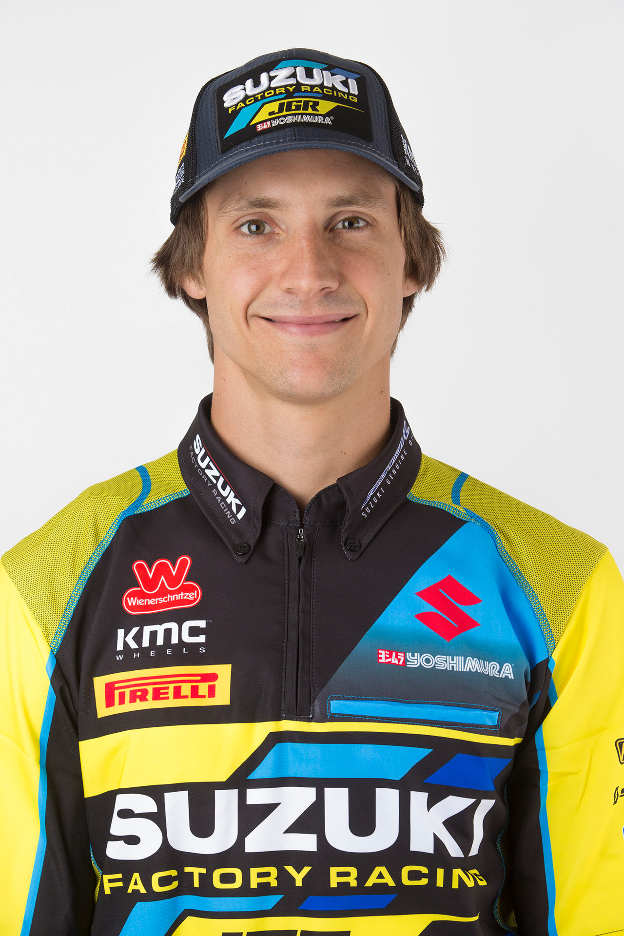 Fredrik Noren (#101) joins the JGRMX/Yoshimura/Suzuki Factory Racing Team on an RM-Z450 for the remainder of Nationals this summer.