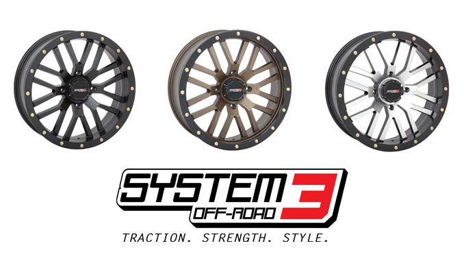 System 3 ST-3 wheel