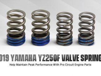 Pro Circuit 2019 YZ250F Valve Springs