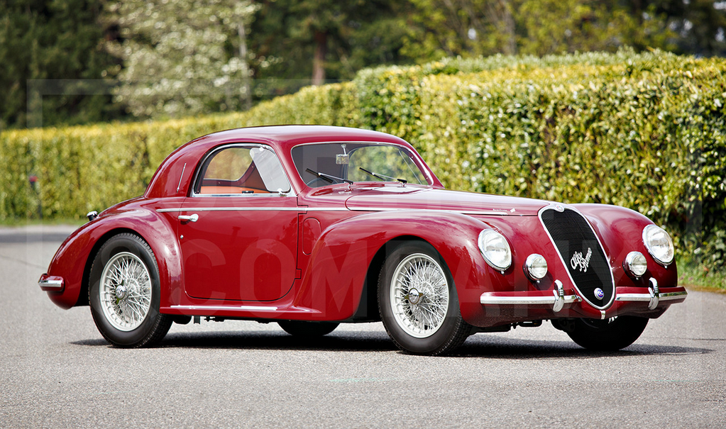 1939 Alfa Romeo Tipo 256 Coupe - Gooding & Company - Pebble Beach
