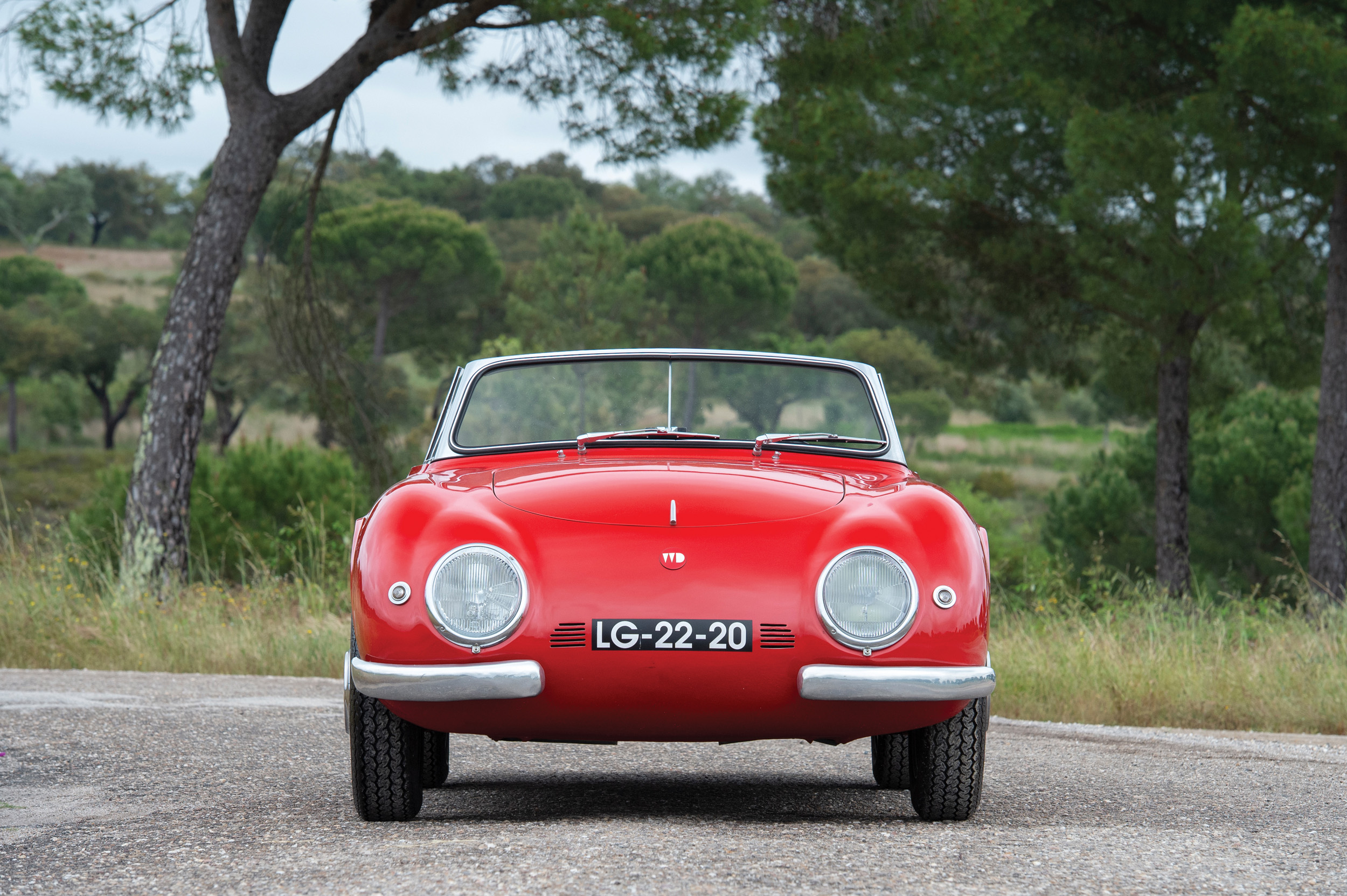 The Sáragga Collection - 1955 WD Denzel 1300 (Credit- Tom Wood ©2019 Courtesy of RM Sotheby's)