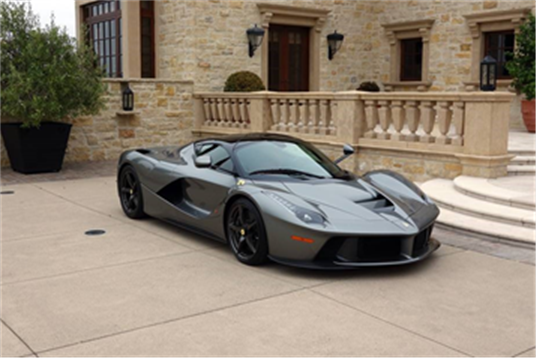 2014 Ferrari LaFerrari (© 2019 Courtesy of RM Sotheby's)