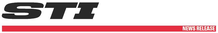 STI Press Release banner