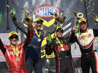 2019 Route 66 winners NHRA