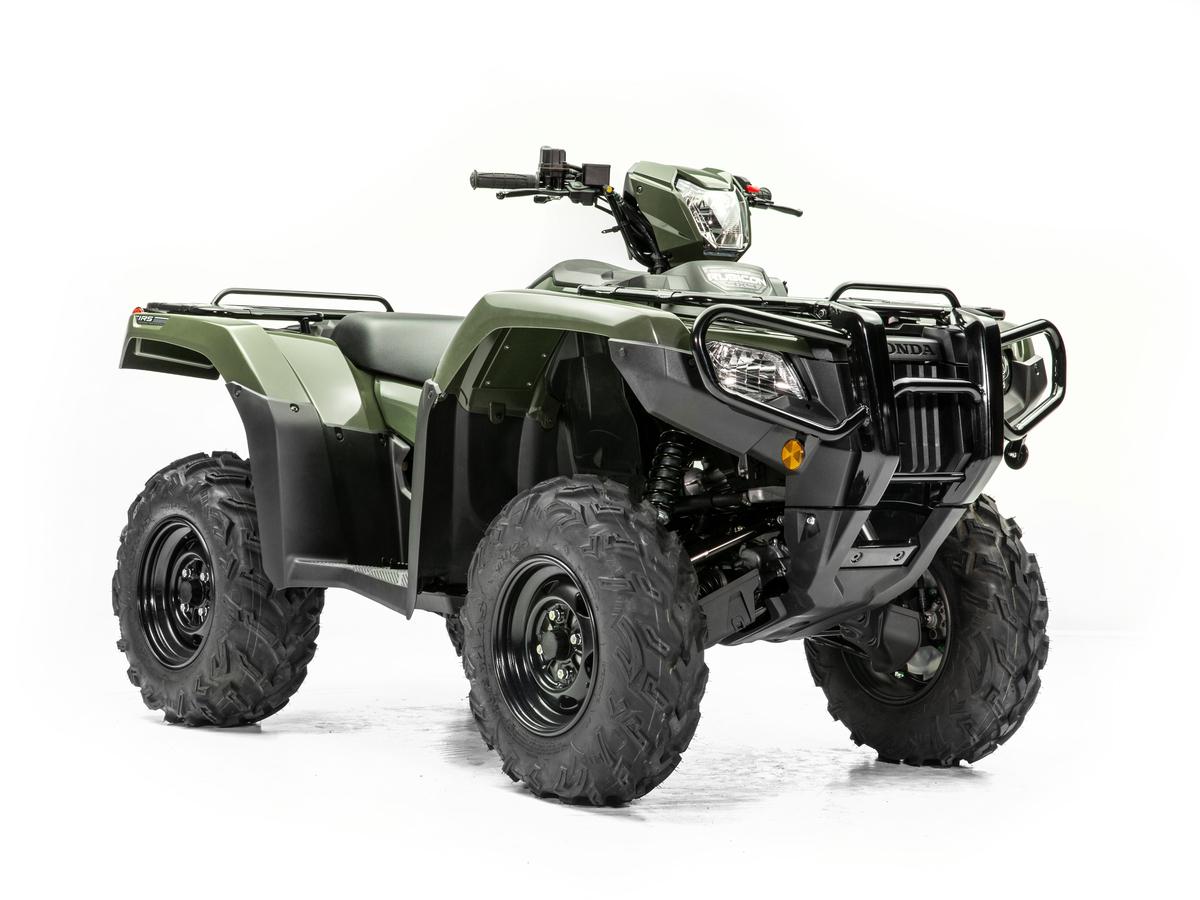 2020 Honda FourTrax Foreman Rubicon