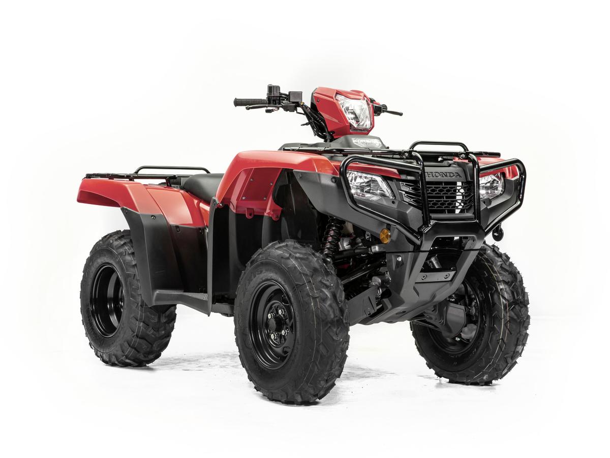 2020 Honda FourTrax Foreman 4x4