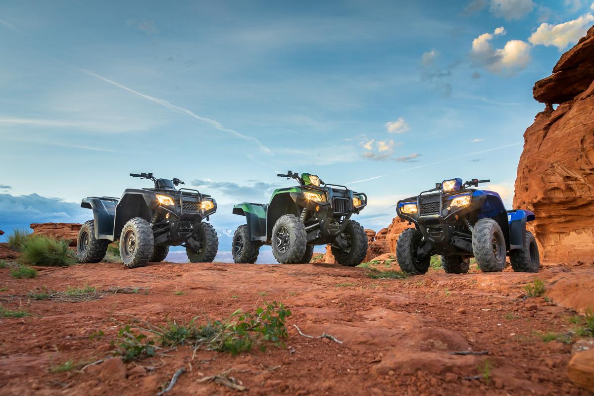 2020 Honda FourTrax Rancher