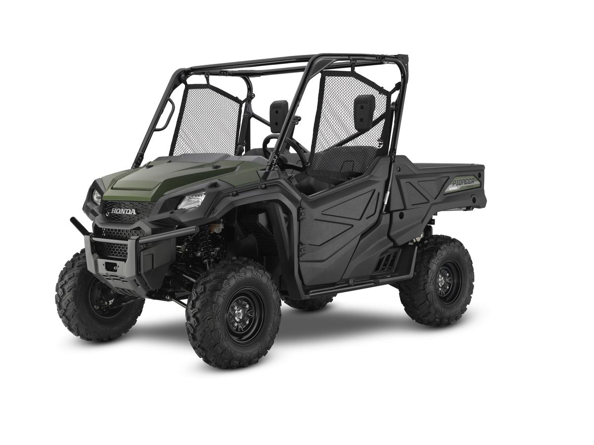 2020 Honda Pioneer 1000 Olive