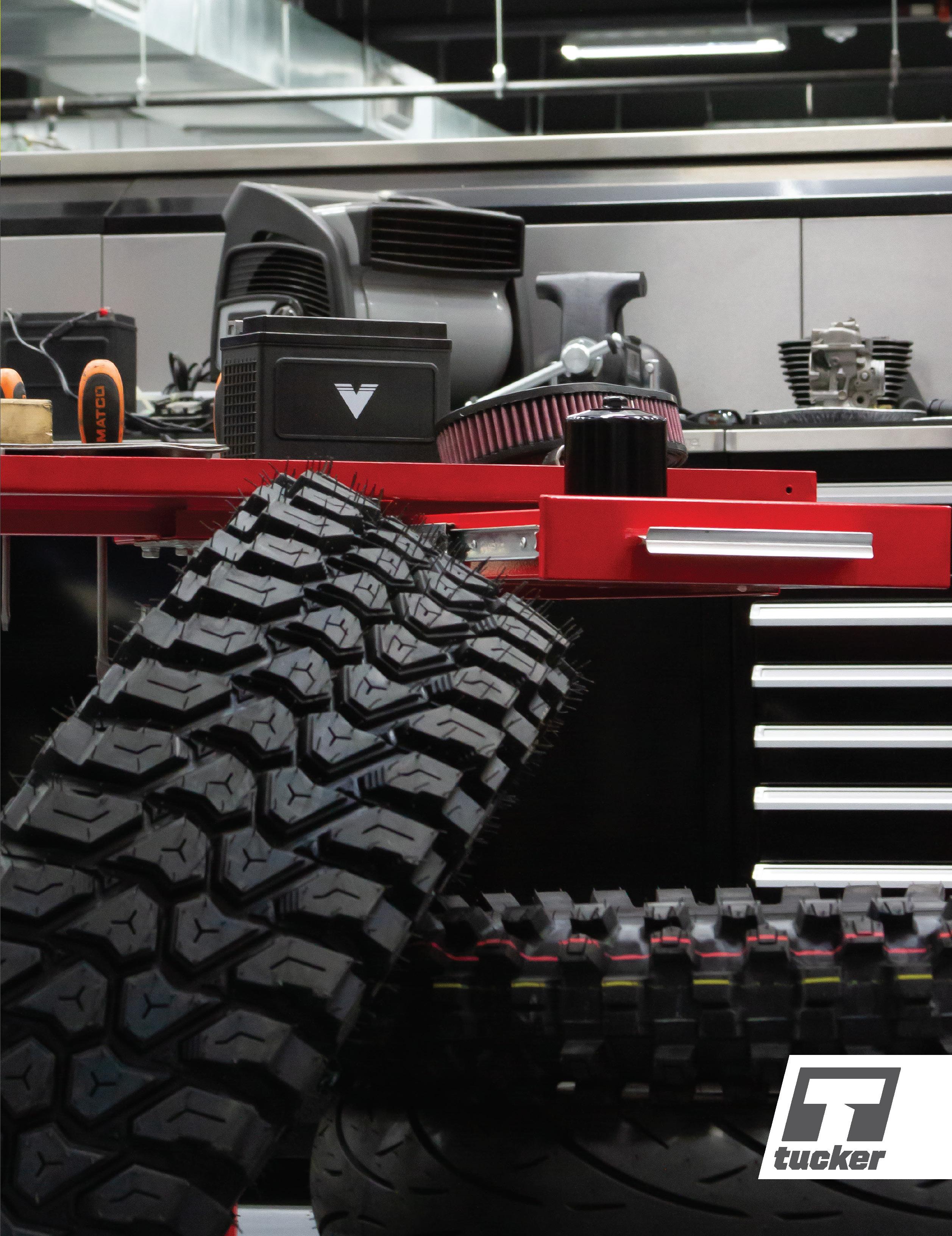 2020 Tucker - Tires - Shop - Service