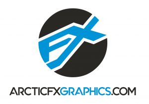 ARCTICFX GRAPHICS OFFICIAL LOGO