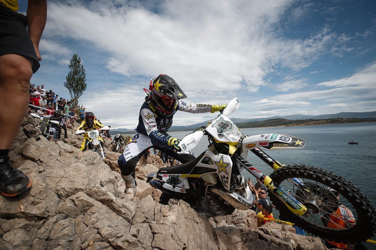 Alfredo Gomez - Rockstar Energy Husqvarna Factory Racing - Hixpania Hard Enduro