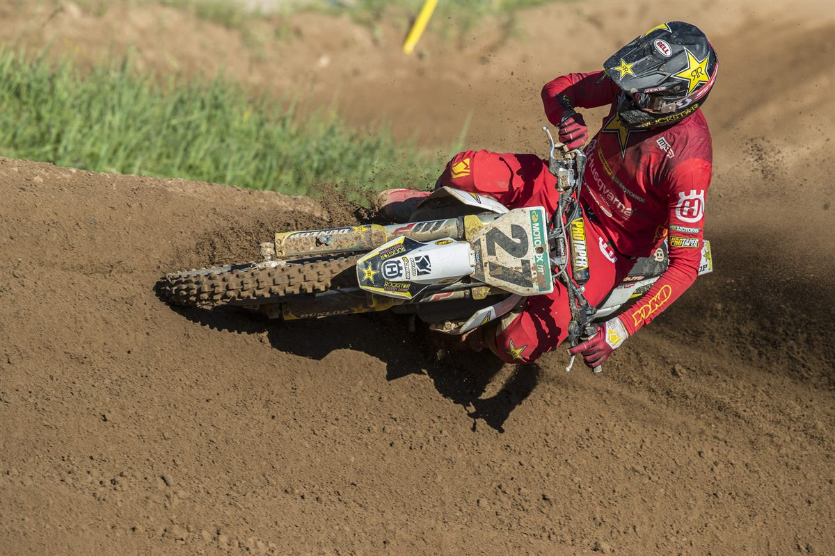 Arminas Jasikonis – Rockstar Energy Husqvarna Factory Racing - MXGP of Latvia