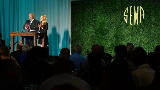 Auto Aftermarket Industry Summer Celebration to Honor Leaders, Icons - SEMA's Installation & Gala