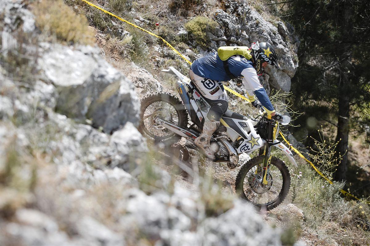 Billy Bolt - Rockstar Energy Husqvarna Factory Racing - Hixpania Hard Enduro
