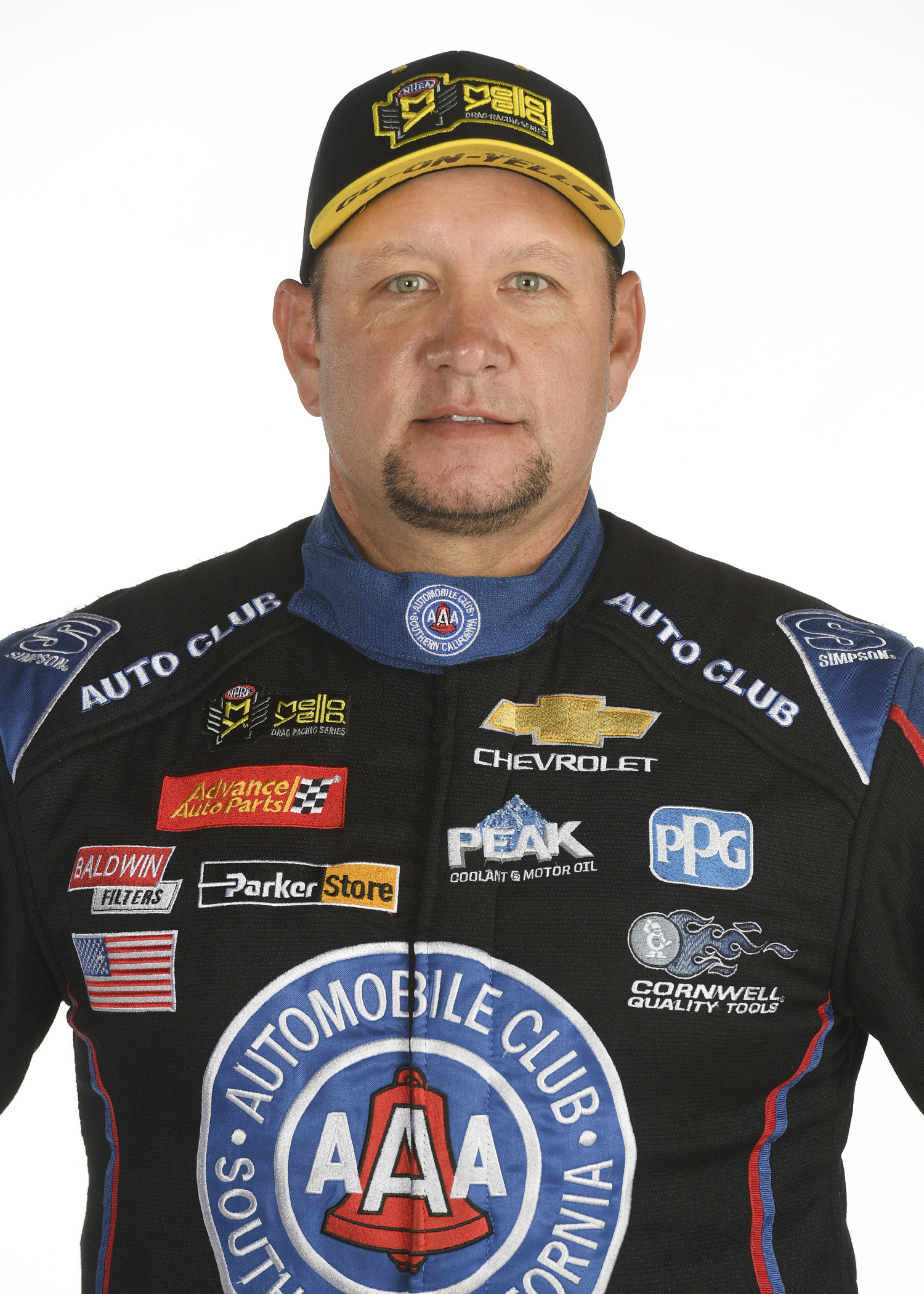 Funny Car - Robert Hight - Menards NHRA Heartland Nationals