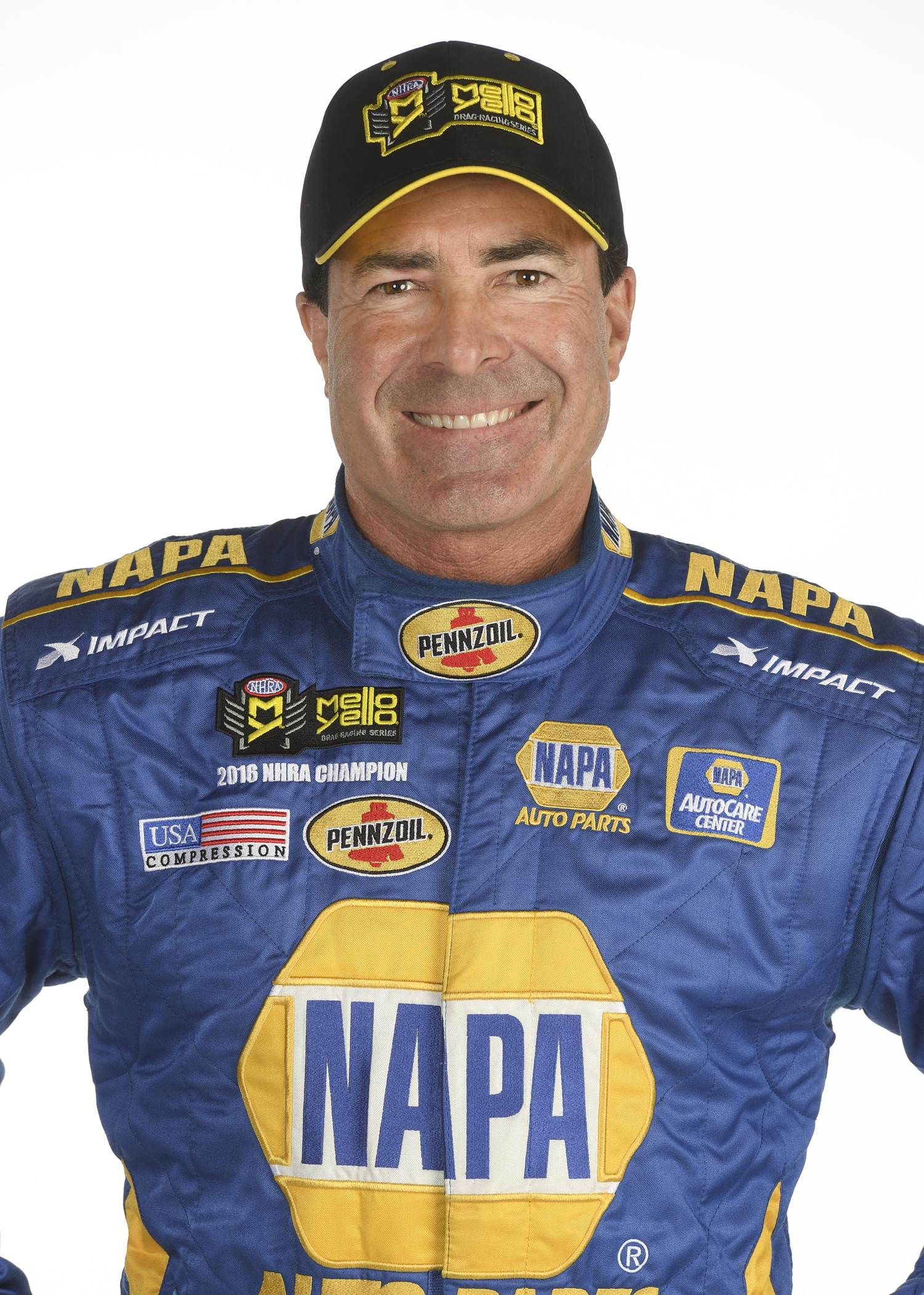 Funny Car - Ron Capps - NHRA Thunder Valley Nationals