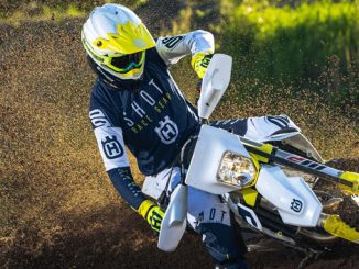 HUSQVARNA MOTORCYCLES REPLICA FLASH COLLECTION 2019 BY SHOT AVAILABLE NOW