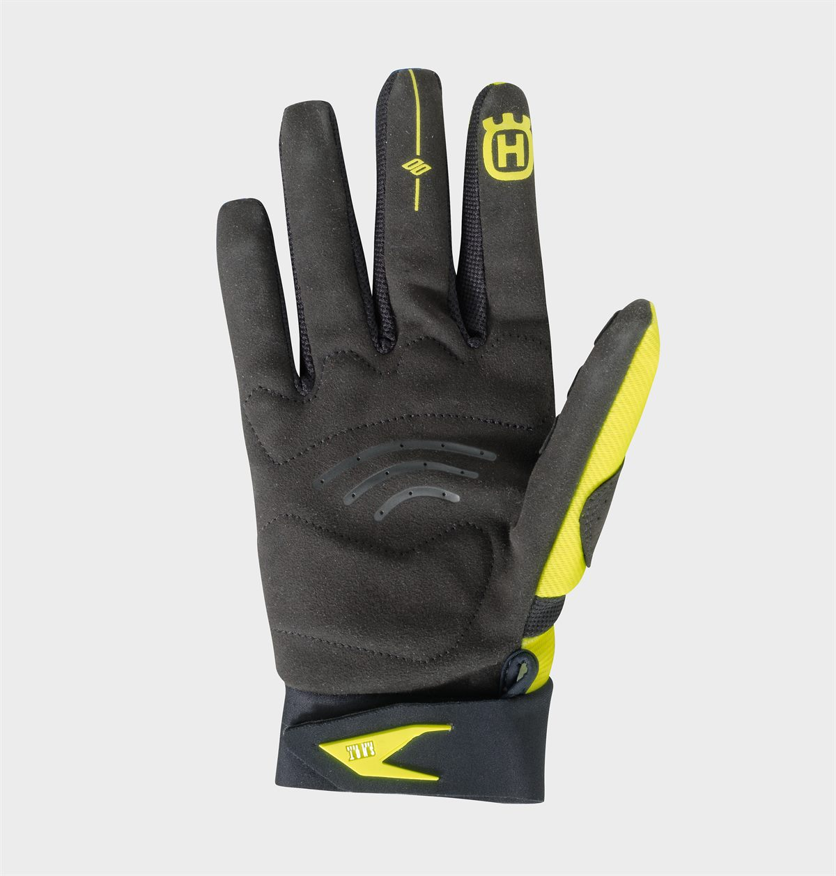 Husqvarna Motorcycles REPLICA FLASH COLLECTION - FACTORY REPLICA GLOVES palm