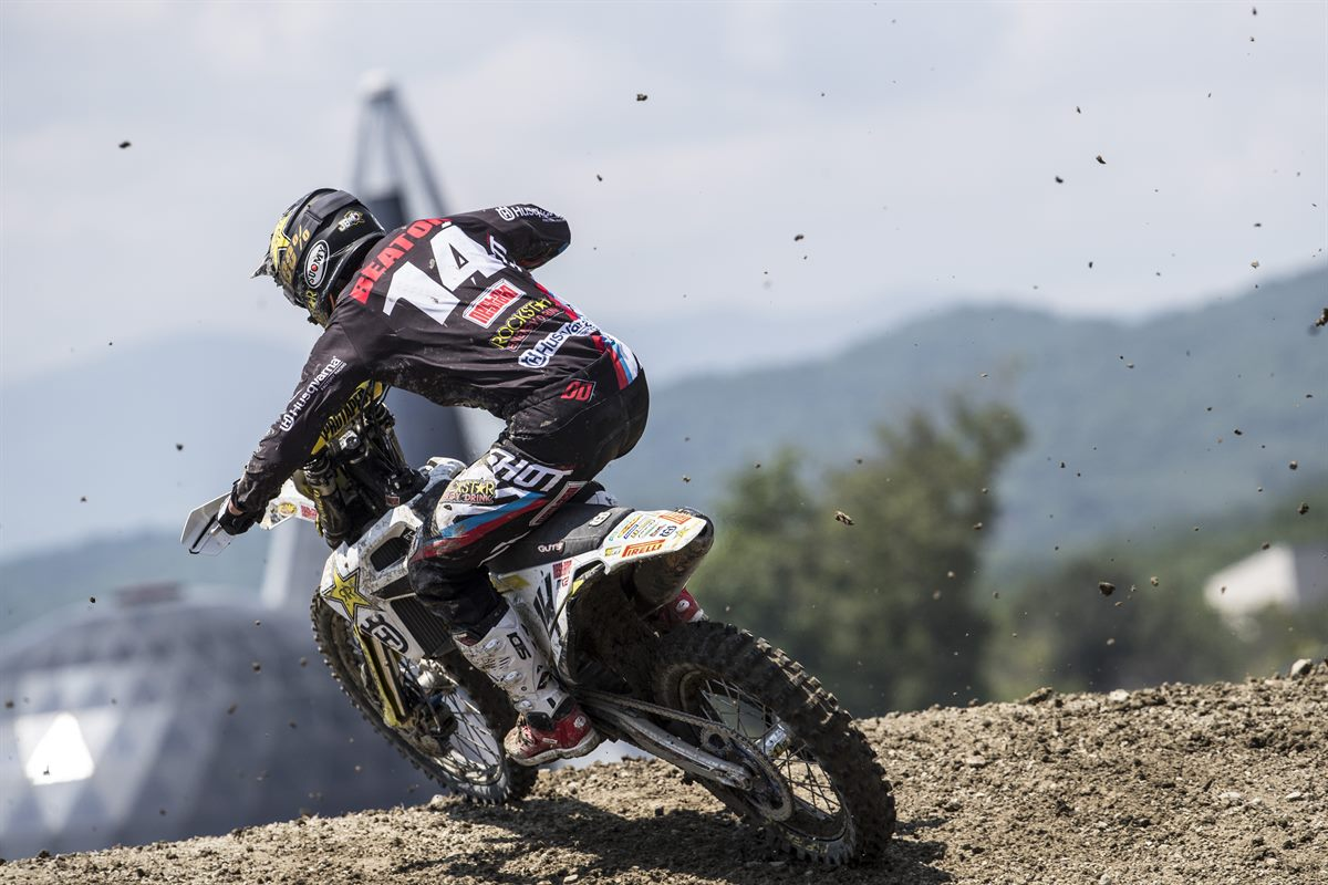 Jed Beaton - Rockstar Energy Husqvarna Factory Racing - MXGP of Russia
