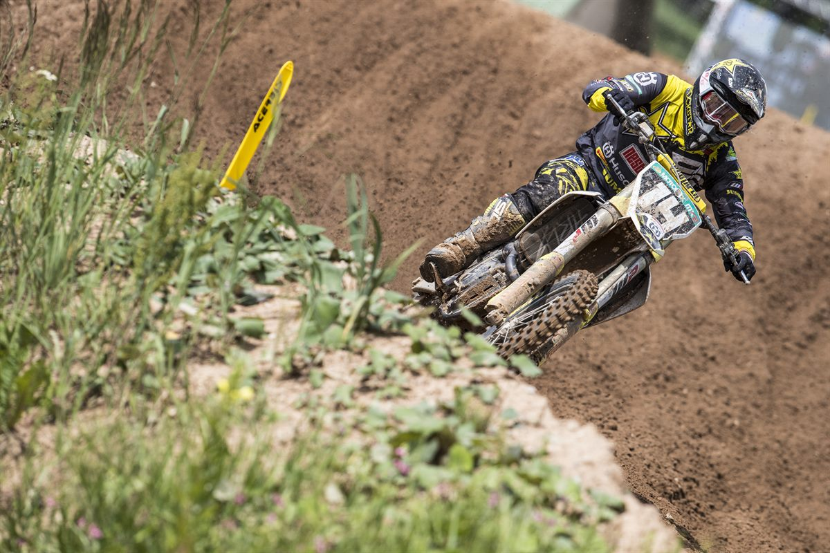 Jed Beaton - Rockstar Energy Husqvarna Factory Racing - MXGP of Latvia