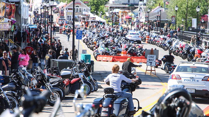 Laconia Motorcycle Week 2019