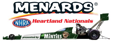 Menards NHRA Heartland Nationals pres by Minties_logo
