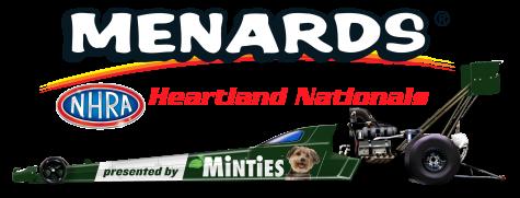 Menards NHRA Heartland Nationals pres by Minties_logo