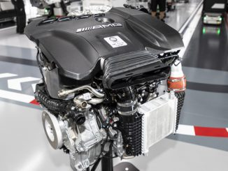 Mercedes-AMG M139 Production engine
