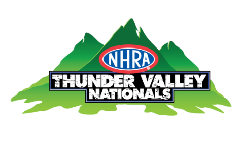 NHRA Thunder Valley Nationals logo