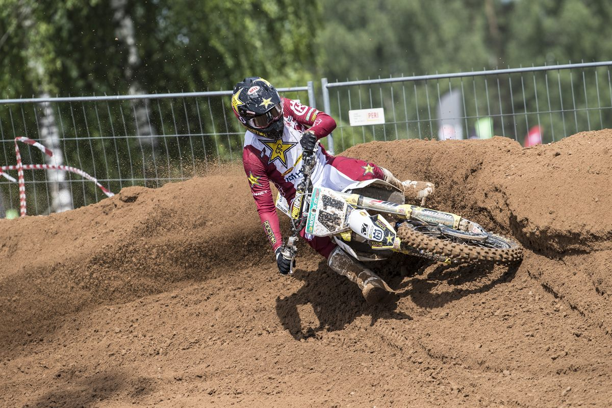 Pauls Jonass – Rockstar Energy Husqvarna Factory Racing - MXGP of Latvia