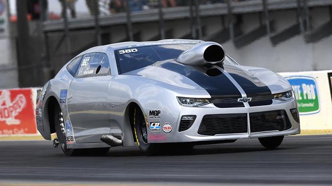 Pro Mod - Bob Rahaim - Summit Racing Equipment NHRA Nationals action