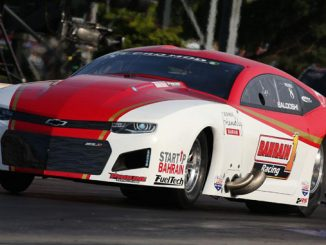 Pro Mod - alBalooshi - Summit Racing Equipment NHRA Nationals