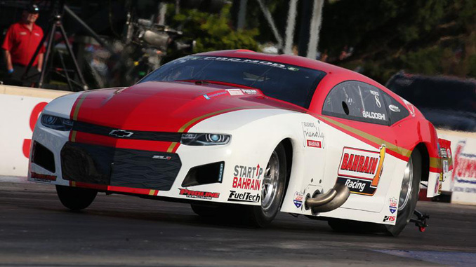 Pro Mod - alBalooshi - Summit Racing Equipment NHRA Nationals