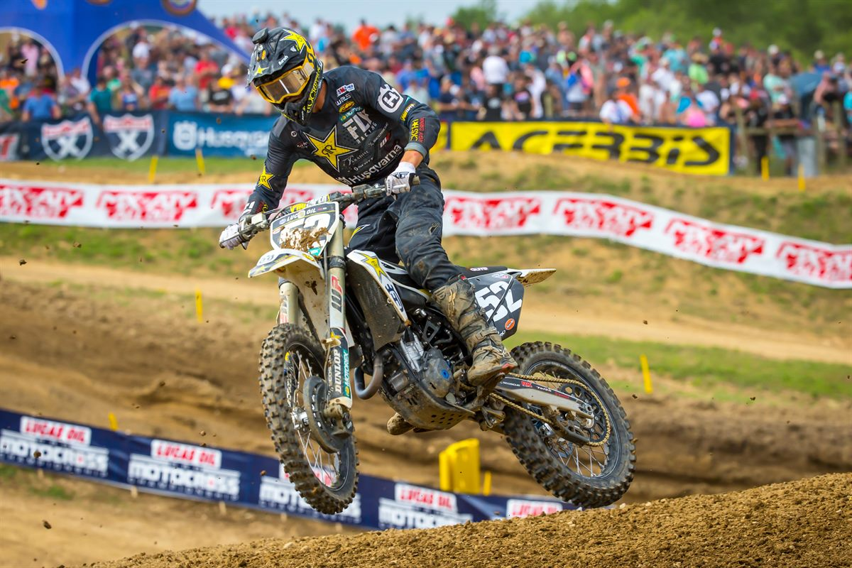 Rockstar Energy Husqvarna Factory Racing - Bailey - High Point National