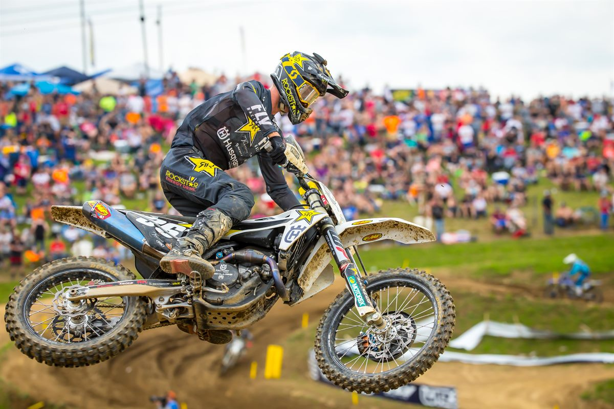 Rockstar Energy Husqvarna Factory Racing - Mosiman - High Point National