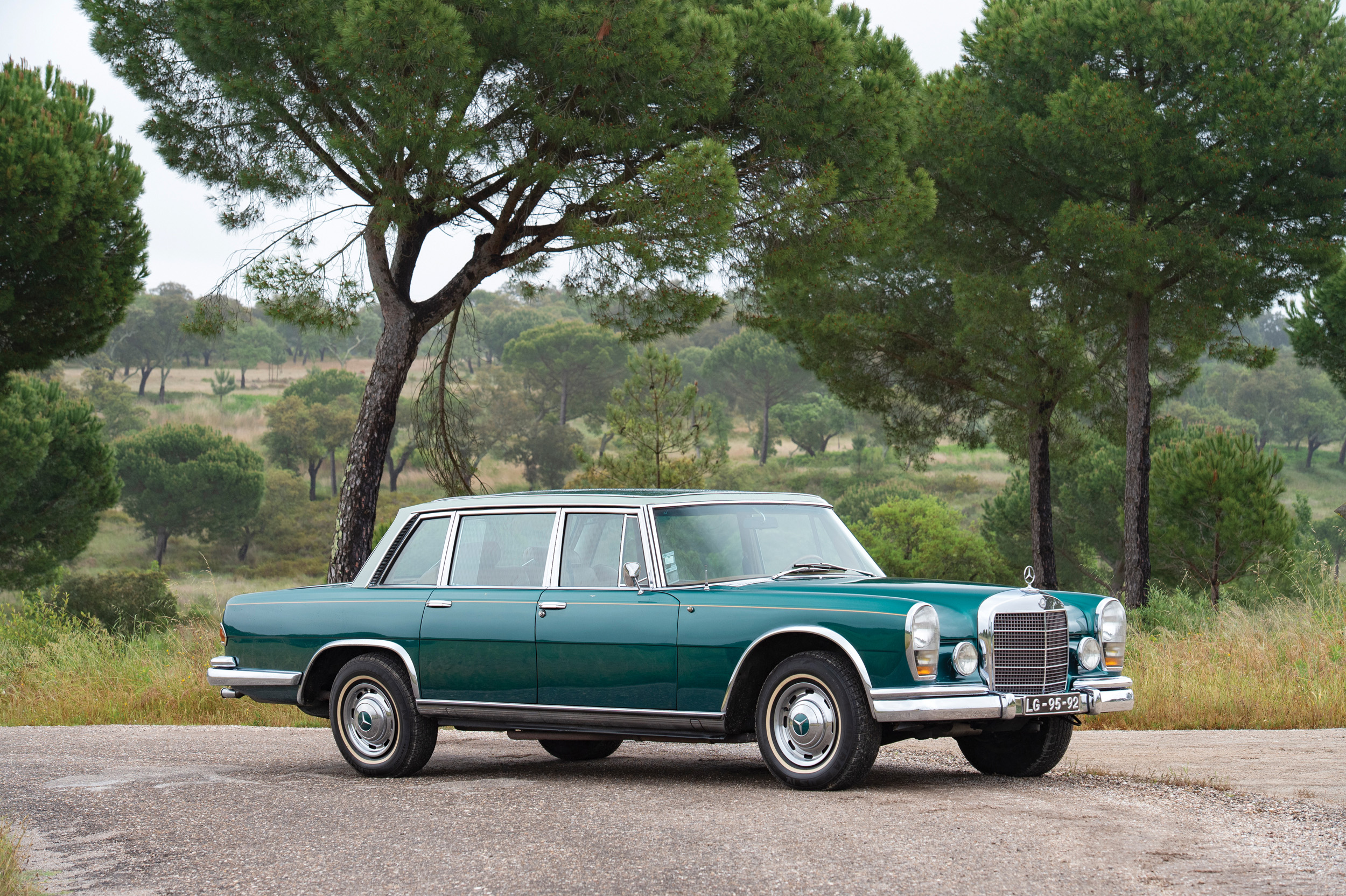 The Sáragga Collection - 1966 Mercedes-Benz 600 Sedan by Chapron (Credit- Tom Wood ©2019 Courtesy of RM Sotheby's) [1]