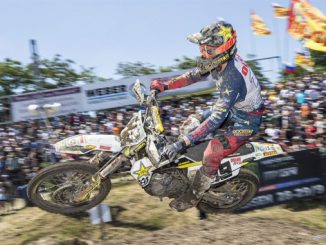 Thomas Kjer Olsen – Rockstar Energy Husqvarna Factory Racing - MXGP of Germany