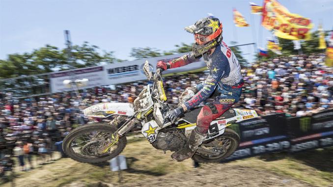 Thomas Kjer Olsen – Rockstar Energy Husqvarna Factory Racing - MXGP of Germany