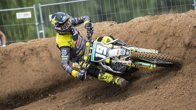 Thomas Kjer Olsen – Rockstar Energy Husqvarna Factory Racing - MXGP of Latvia