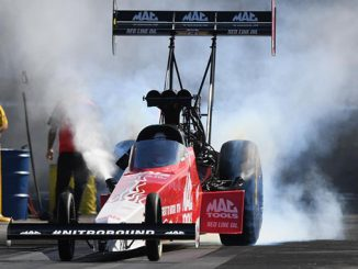 Top Fuel - Doug Kalitta - NHRA Thunder Valley Nationals