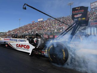 Top Fuel - Torrence - Summit Racing Equipment NHRA Nationals action