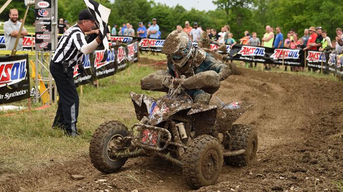 Yamaha Racing's Walker Fowler Earns 50th GNCC XC1 Pro ATV Overall Win