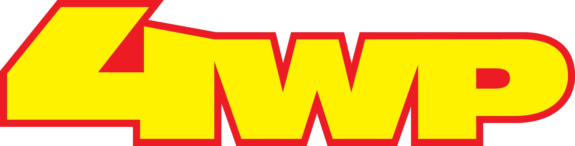 4wp - 4 Wheel Parts logo