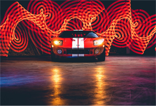 2006 Ford GT (image by Teddy Pieper © 2019 Courtesy of RM Sotheby's)