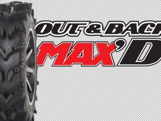 STI Out&Back MaxD tire