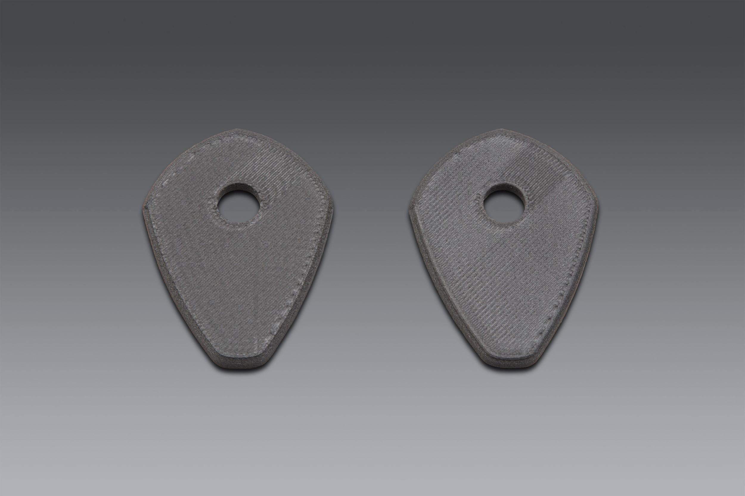 Yoshimura 2018-19 Honda CBR300R Front Turn Signal 3D printed Mount Plates